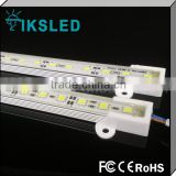 2015 epoxy waterproof rigid strip bar light 5630 5730 5050 8520 7020 7030 4014 2835 led rigid strip ip65