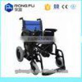 foldable battery motor wheelchair