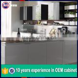 modern lacquer kitchen cabinets/UV or acrylic modular kitchen design for kitchen furniture kitchen items
