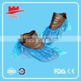 Disposable plastic PE/CPE/PP Non woven shoe cover