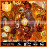 China competitive price natural stone ocean agate semiprecious stone slab