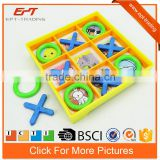 Pocket money item mini tic tac toe game for kids