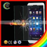 Alibaba China tempered screen protector for Blackberry Z10 tempered glass manufacturer
