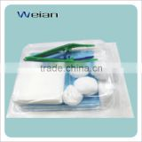 Hot sale good quality sterile disposable dressing pack