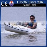 hison economic design X-water-sports inflatable jet canoe kayak