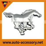 Customized 3d body stickers abs car chrome emblem logo