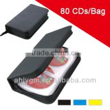 Good Quality Different Colors Nylon CD Bag/Case