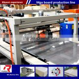 hot sell automatic mgo board production manufacturing machine/china factory fireproof mgo board production manufacturing machine