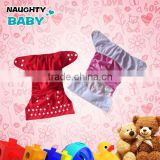 High quality reusable one size fits all baby cloth diaper covers