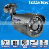 INQUIRY ABOUT HIQ-6486 Wireless 4-Megapixel Outdoor Security IP Camera