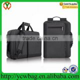 "15.6"" Laptop Hyrbid Briefcase Backpack Business Class Laptop Briefcase"