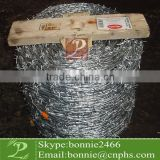 Barbed Wire Mild Steel 200m Galvanised (factory &trader)