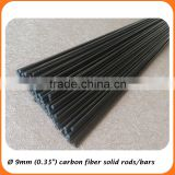 China direct supply High performance best quality pultrusion carbon fiber rod 8mm made in Guangzhou