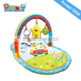 Hot sale baby foot piano early childhood fitness frame game blanket baby music play mat.new baby toys