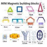 2016 hot toys plastic mini magnetic building blocks toys bulk bricks DE00081