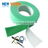 High tensile strength 0.78mm thickness rubber rescue PVC pipe repair tape waterproof