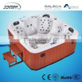 Cheap Japan Home Sex Whirlpool Massage Bathtub with 2 Loungers JY8018