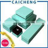 spring hinge long jewelry box