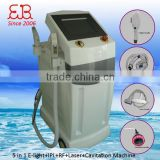 Fine Lines Removal Factory Multifunctional E-light Machine+laser+IPL+RF+Cavitation Vertical Machine For Hair Removal & Weight Loss