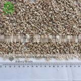 Organic Chinese hulled sunflower seeds bakery grade first class quality suit for human's consumption