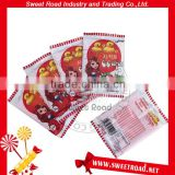 Strawberry Flavour CC Sour Stick Powder Candy
