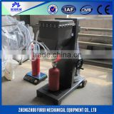 China best selling fire extinguisher filling machine/abc powder filling machine for fire extinguisher