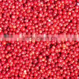 High Quality best selling sweet wild frozen lingonberry