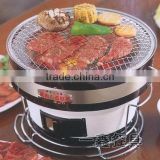 home and garden mini portable Japanese KAMADO BBQ grill KR-0281