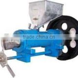 2012 best seller small multi-functional Small rice food extruder machine