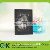 In Wholesale! Custom eco-friendly plastic lenticular card printing with best price