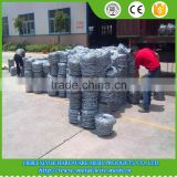 Anping xiyue hot-dip barbed wire fencing wholesale