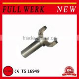 High Quality forging drive shaft parts sliding york slip yoke,drive shaft balancing machine