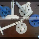 Inquiry about foamboard all insulation nail,plastic insulation nail,insulation fixing nail