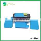 PVC brand card holder with famous customized logo animal