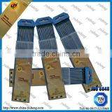 WP Pure Tungsten Wolfram Electrodes welding for aluminium