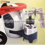 600W hvlp paint sprayer