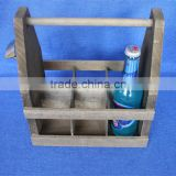Antique wooden wine rack wine rack bottle shape wine rack novelty wine rack with paulownia