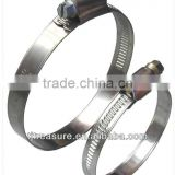 types of hose clamps/small hose clamps/plastic hose clamp