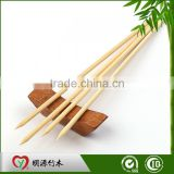Custom Bbq Barbeque Eco-friendly Natural Skewer Mini Bamboo Stick Pick