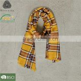 Wholesale 100% cashmere scarves, factory supply knitting scarf