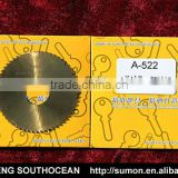 key duplicator, A-522 groove milling cutter use for key cutting machine
