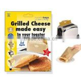 toaster toast sandwich bags