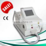 2016 New anti-static dust removal machine IPL facial epilator shr ipl machine permanent hair removal with nd yag laser