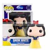 (Cheap) SV-TB002B Snow White POP wholesale price, Cute baby dolls Snow White PVC figure toys