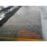 uhmwpe gound protection temporary road mat