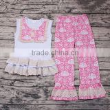 Hot Sale cheap china wholesale clothing organic fitnes baby clothing custom boutique clothes summer -goods in stock