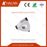 What cutting tools can be chosen for high speed cutting bearing steel? Halnn CBN Insert BN-H11 and Bn-S20