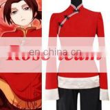 Fantasia Anime Lolita-High Quality APH Axis Powers Hetalia Wang Yao China Cosplay Costumes C0435