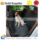 Waterproof Oxford Non-slip Pet Car seat Cover Hammock with Dog Belt
