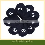 golf head covers for iron clubs